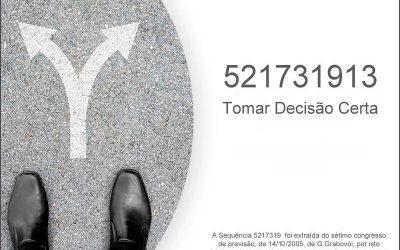 Grigori Grabovoi – Sequências de números: tomar decisão certa