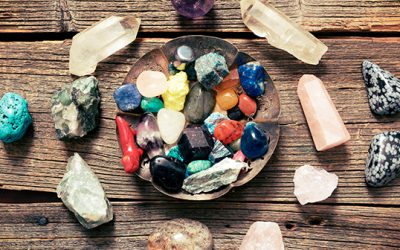 "Grigori Grabovoi – ""Números de Pedras para o Desenvolvimento Eterno"""