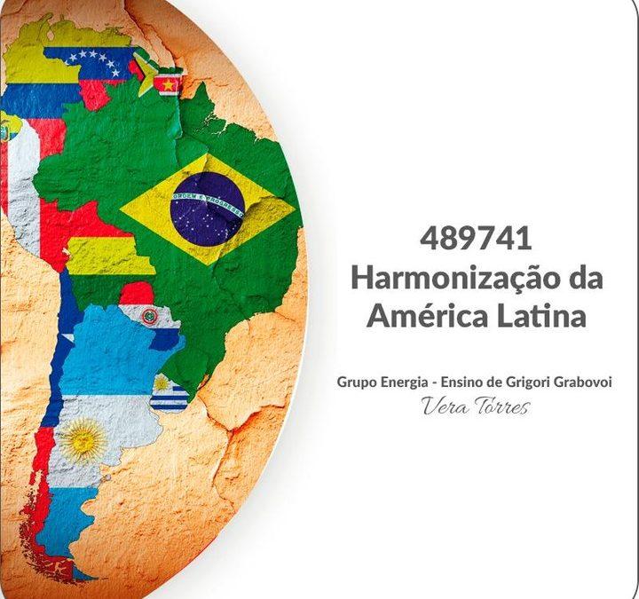 """""""Harmonização da América Latina"""" – Por Grigori Grabovoi"""