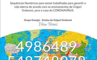 """""""Salvação e desenvolvimento harmonioso"""" – Por Grigori Grabovoi"""