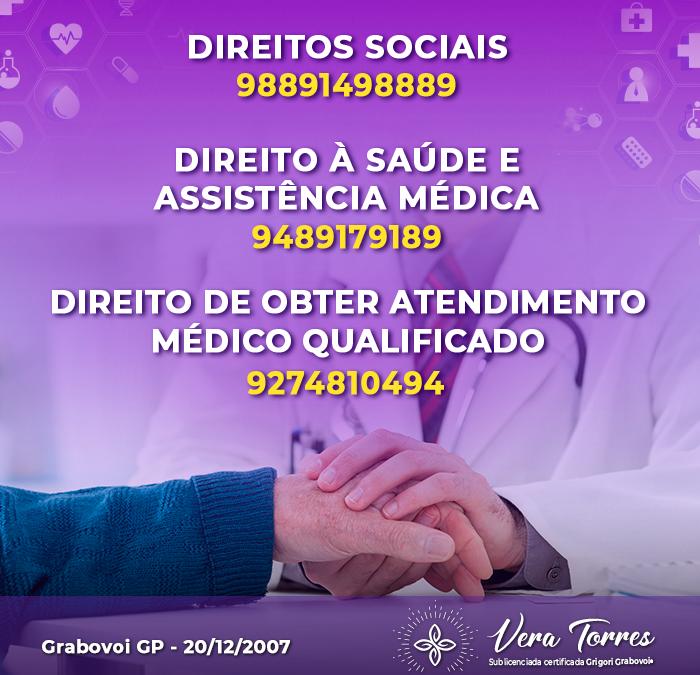 Direitos sociais – 98891498889