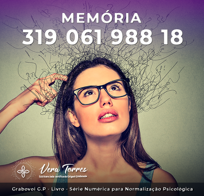 Memória – 319 061 988 18